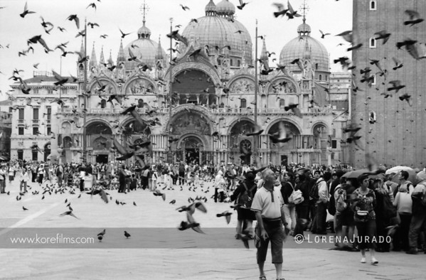 Venice, Italy  (May, 2004) Photograph by Lorena Jurado
